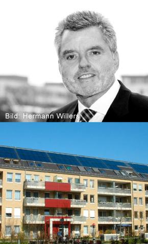 Dipl.-Ing. Uwe Neuhaus, technischer Vorstand, erbauverein